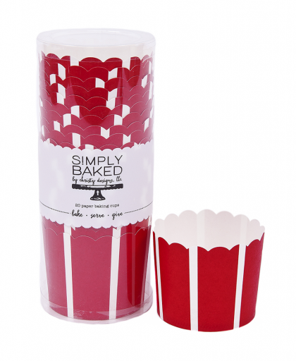 Large Paper Baking Cups