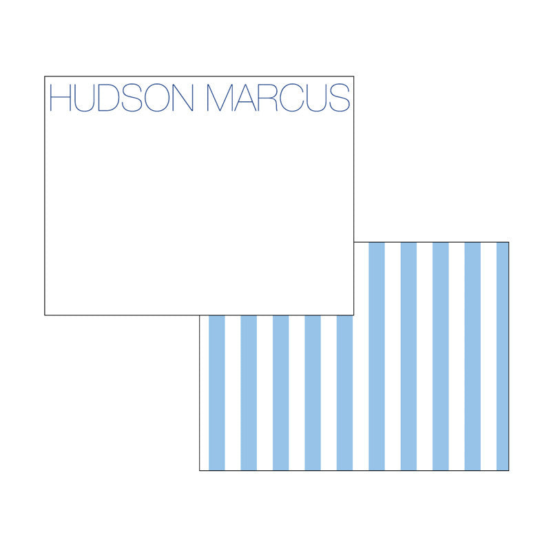 Stationery for Kids - Hudson