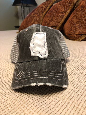 Patch Hat - Mississippi