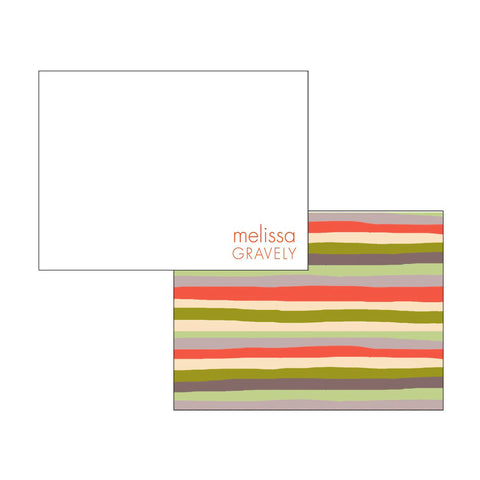 Stationery for Women - Melissa
