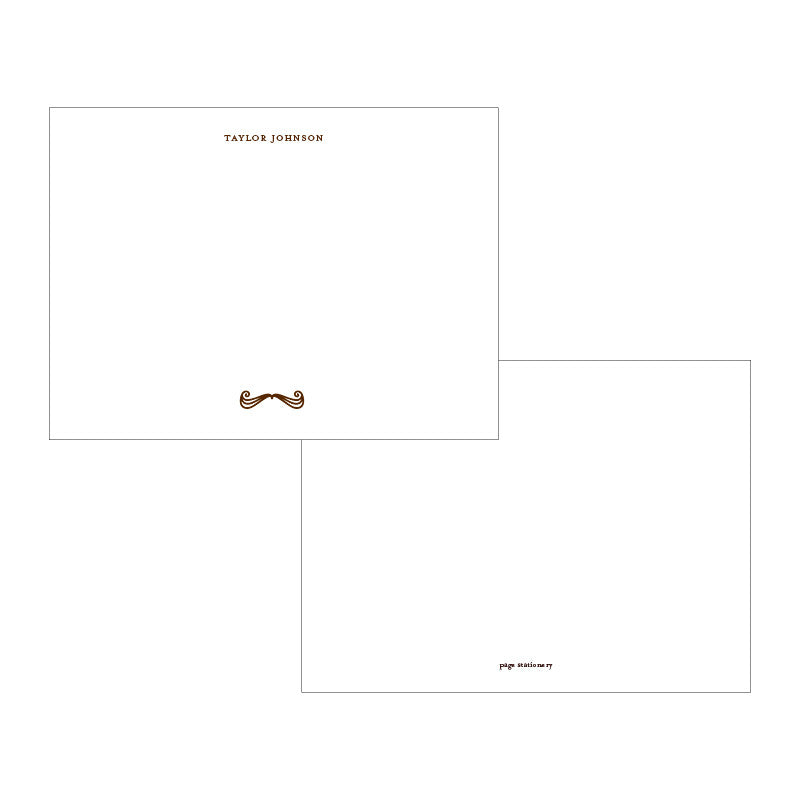 Art of Manliness Collection - Moustache