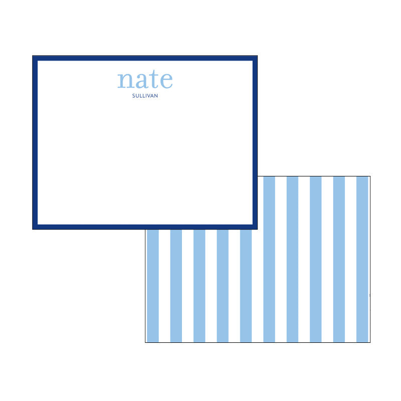 Stationery for Kids - Nate