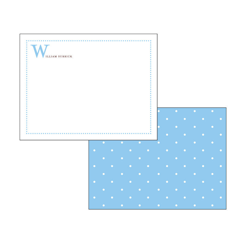 Stationery for Kids - William