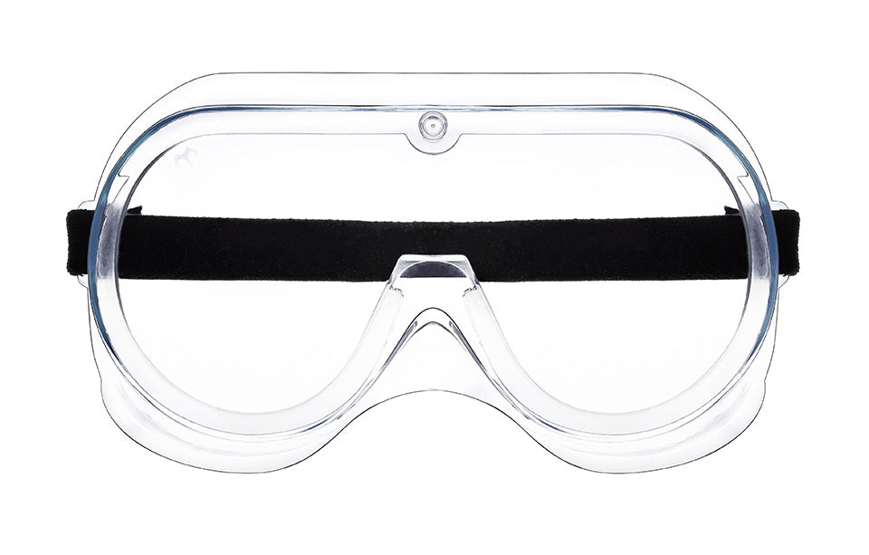 Safety Goggles-Safety Goggles-Transparent-MarsQuest