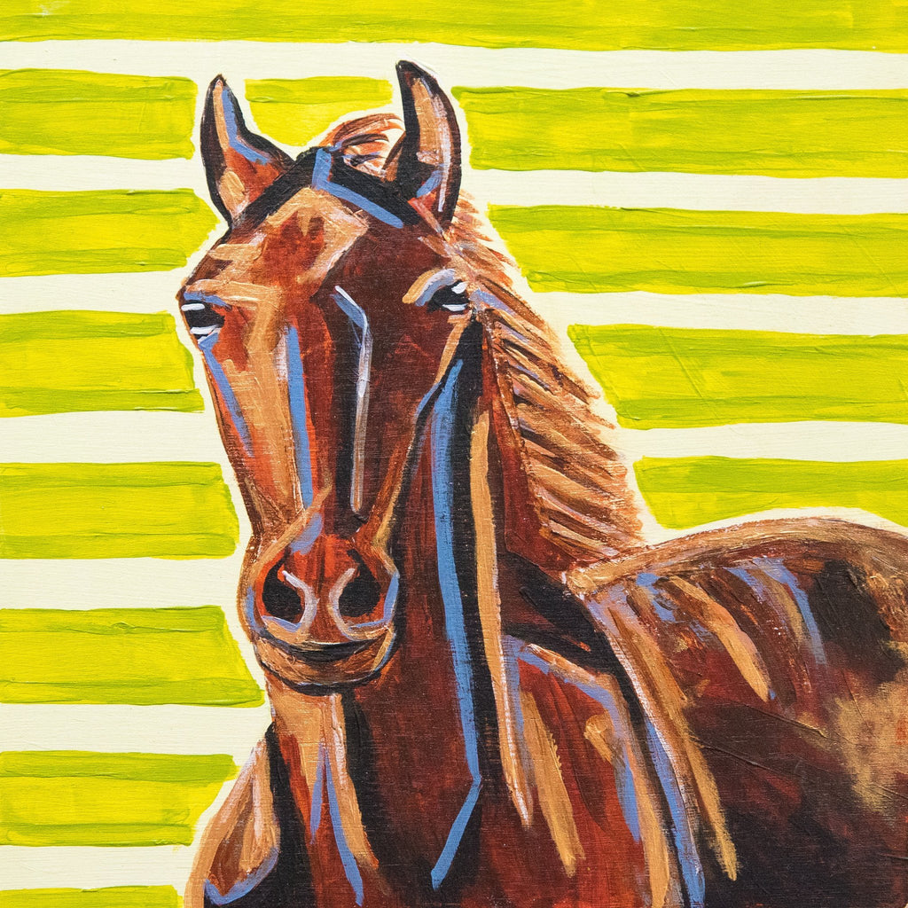 Harriet the Horse 8x8