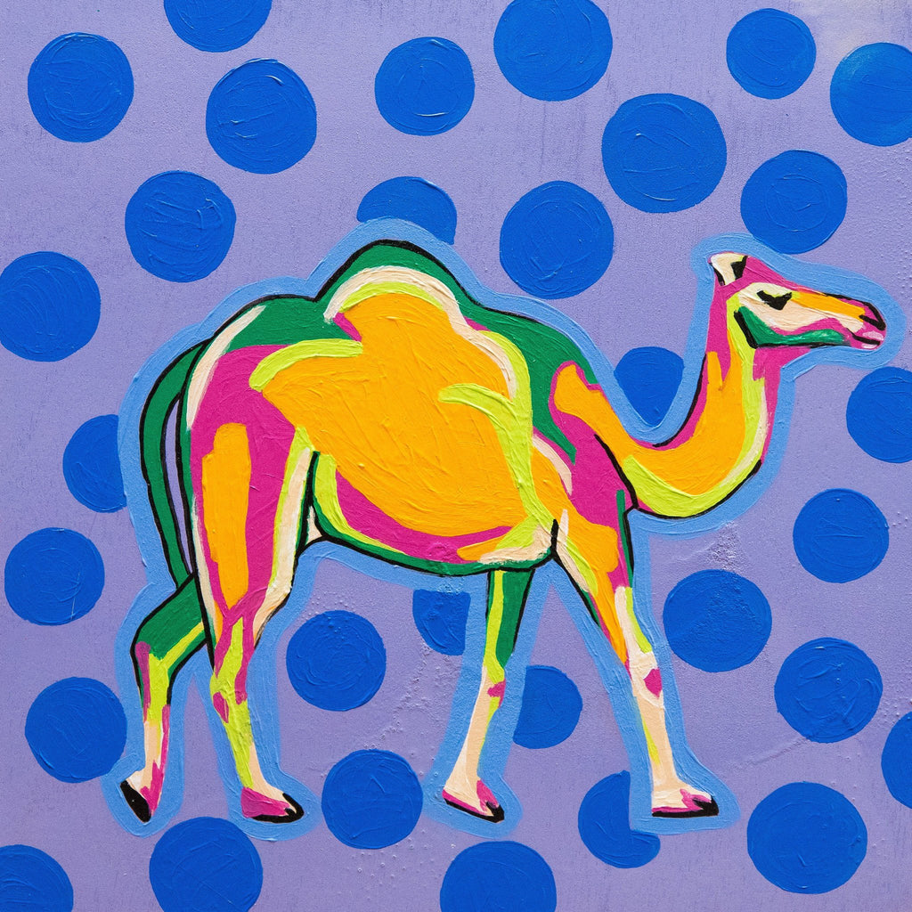 Connor the Camel 10x10