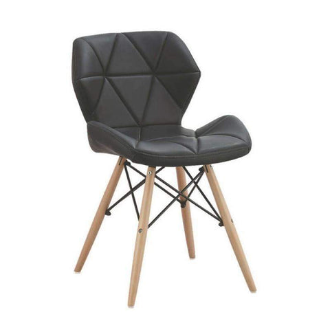 Eames Eiffel Dining Chair A-04 (Black)