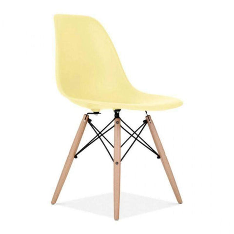 Eames Dining Chair PC-071 (Yellow)