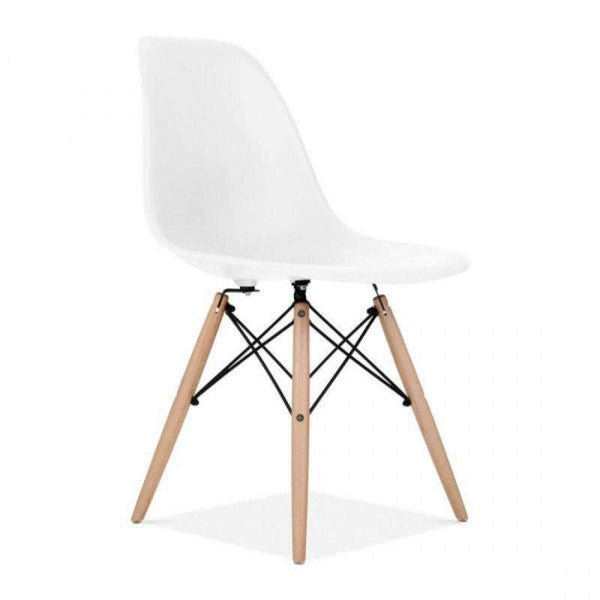 Eames Dining Chair PC-071 (White)