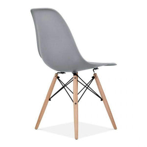 Eames Dining Chair PC-071 (Light Grey)