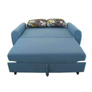 AVINO® Logan Sofabed (Teal Floral)