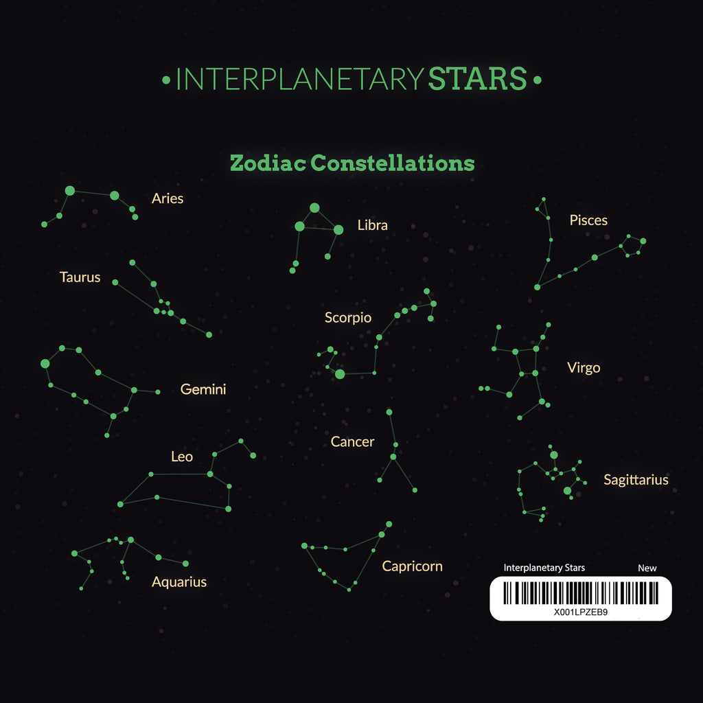 Interplanetary Stars