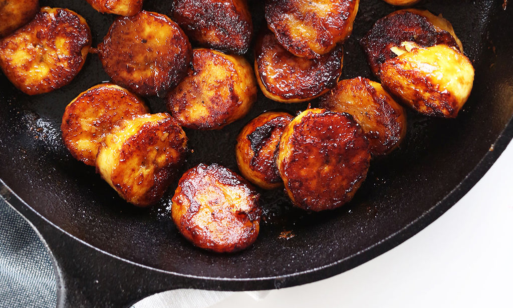 Coconut Sugar Plantains