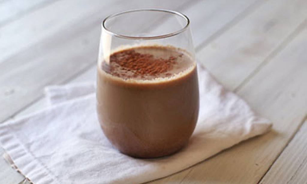Chai Gingerbread Shake