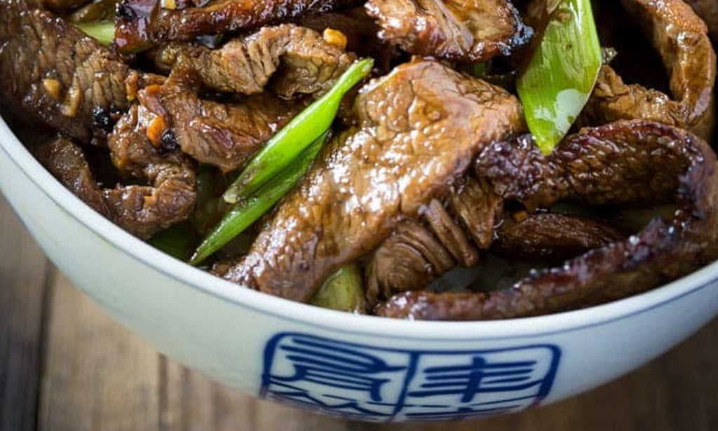 Keto Low Carb Mongolian Beef
