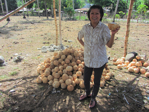Rose Sisante - Munkijo - Organic Coconut Products