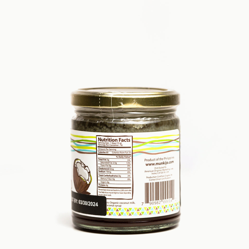 Organic Coconut Spread