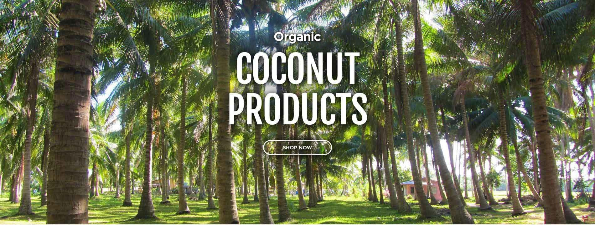 Organic Coconut Products