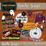 Frank & Friends Digital Tags & Text Art for Scrapbooking and Cardmaking