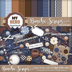 My Hero Father's Day Bundle