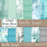 A Perfect Storm Pattern Background Scrapbook Paper