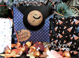 Spooky Nights Halloween Borders