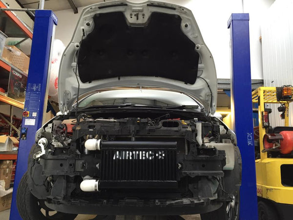 AIRTEC Intercooler Upgrade for Fiesta Mk7 1.6 Diesel (pre-facelift) - CuSToMod