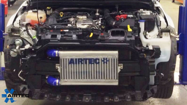 AIRTEC Stage 1 Intercooler Upgrade for Fiesta 1.0 EcoBoost - CuSToMod