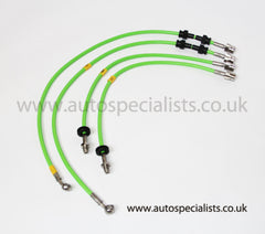 HEL Peformance Uprated Brake Lines - CuSToMod