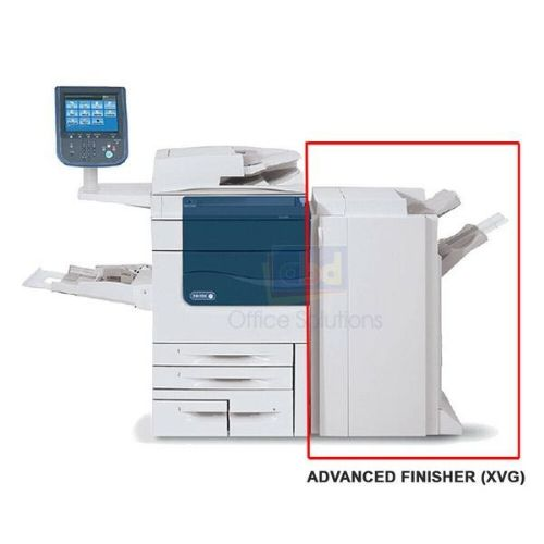 Xerox XVG Advanced Finisher with 2/3 Hole Punch