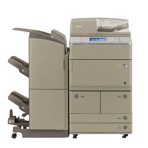 Canon ImageRunner Advance 6255 A3 Mono Laser Multifunction Printer with Staple Finisher | ABD Office Solutions