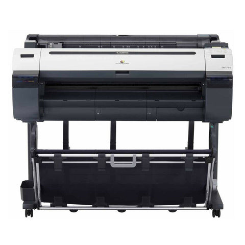 "Canon imagePROGRAF iPF760 5-Color 36"" 1 Roll Large Format Printer"