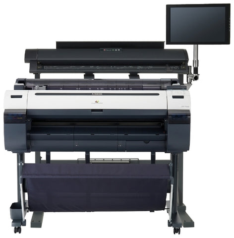 "Canon imagePROGRAF iPF765 5-Color 36"" 1 Roll Large Format Printer with Scanner"