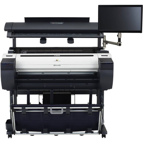 "Canon imagePROGRAF iPF780 5-Color 36"" Large Format Printer with Scanner"