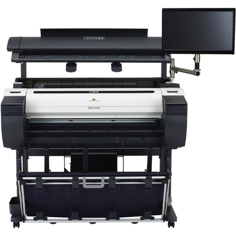 "Canon imagePROGRAF iPF785 5-Color 36"" Wide Format Printer with Scanner"