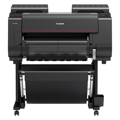 Canon imagePROGRAF iPF PRO-2000 11-Color 24-inch Large Format Printer - Brand New