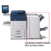 Xerox Booklet Maker Finisher with 2/4-Hole Punch (D4A)
