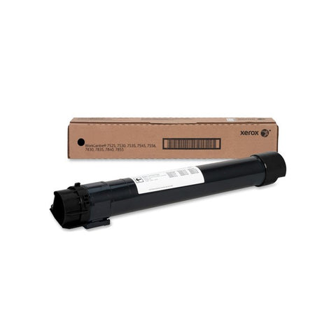 Genuine Xerox 006R01513 Black Toner Cartridge for WorkCentre 7500 7800 7800i 7970 | ABD Office Solutions