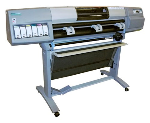 HP DesignJet 5000 42-inch Single Roll Color Wide Format Printer