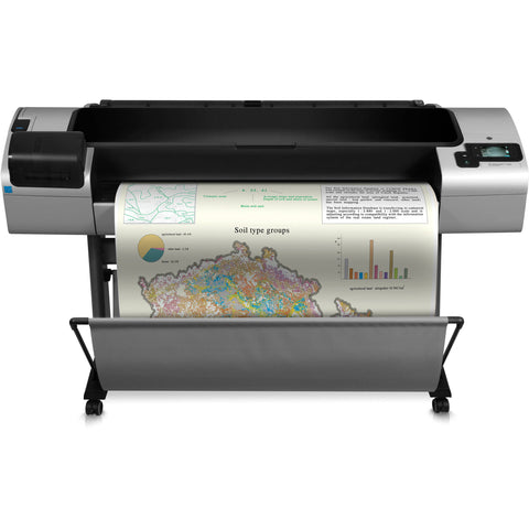 HP Designjet T1300 44-inch 2 Roll Color Wide Format Printer