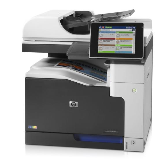 HP LaserJet Enterprise 700 color MFP M775 A3 Color Laser MFP Printer
