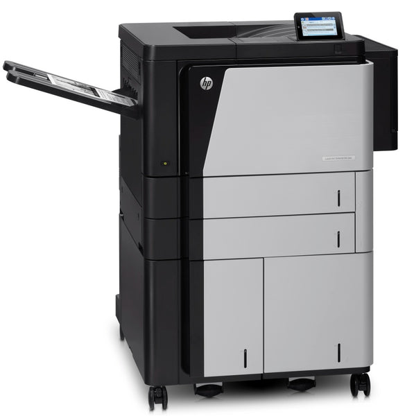 HP LaserJet Enterprise M806 A3 Mono Laser Printer with Four Trays