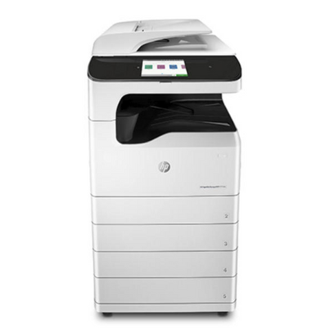 HP PageWide Managed P77750 A3 Color Laser MFP Printer