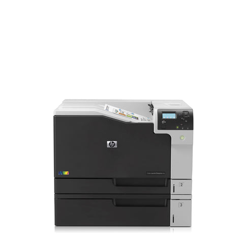 HP Color LaserJet Enterprise M750N A3 Color Laser Printer - Refurbished | ABD Office Solutions
