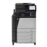 HP Color LaserJet Enterprise Flow M880 A3 Color Laser MFP Printer | ABD Office Solutions