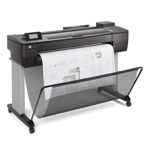 HP DesignJet T730 36-inch Single Roll Color Wide Format Printer