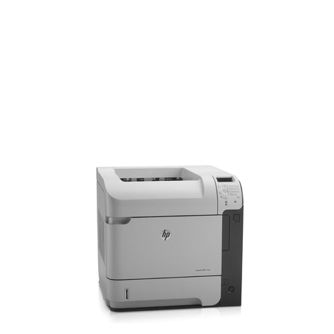 HP LaserJet Enterprise 600 M602 A4 Mono Printer - Refurbished | ABD Office Solutions