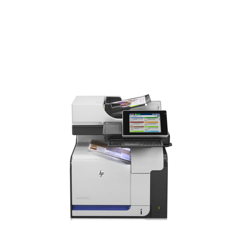 HP LaserJet Enterprise 500 color MFP M575dn A4 MFP - Refurbished | ABD Office Solutions