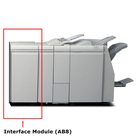 Interface Module (AB8) for Xerox Color 550/560/570, C60/C70 - Used | ABD Office Solutions