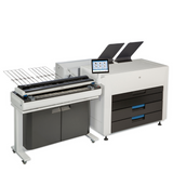 KIP 890 Color Wide Format Printer - Brand New